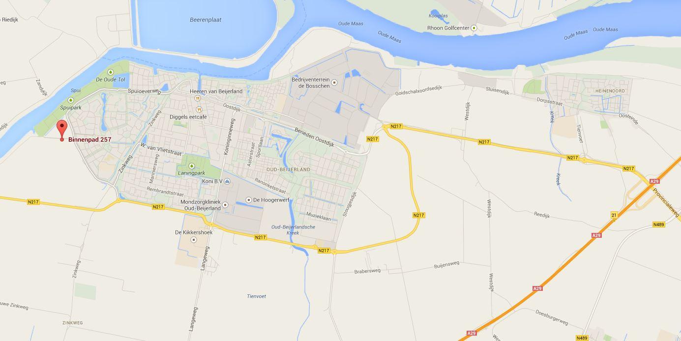 Binnenpad 257 Oud-Beijerland
